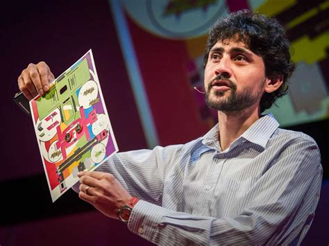 Ted Talk Origami - manu prakash a 50 cent microscope that folds like origami