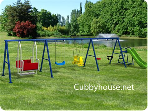 park swing sets get your kids active with the best daycare playground