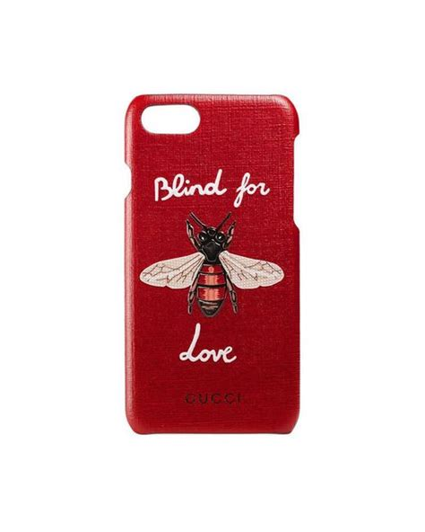 Casing Iphone X Gucci Inspirated Custom Hardcase Cover gucci iphone 7 with bee in lyst