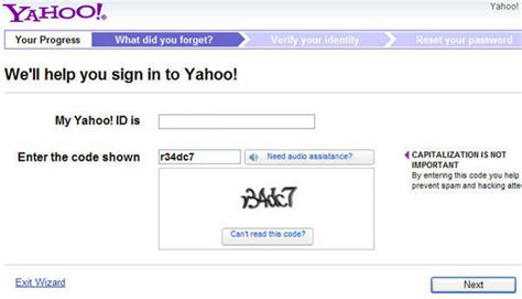 yahoo email questions answers i forgot my answer to my security questions on yahoo so now