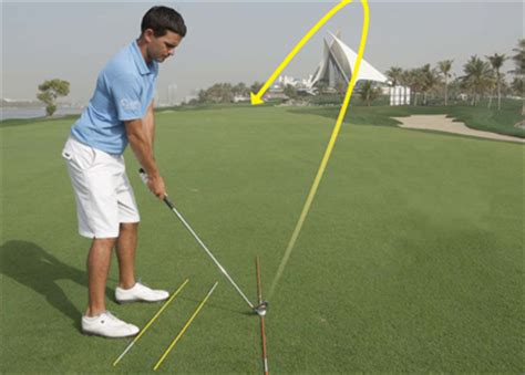 golf swing fade how to achieve the golf draw shotgolf long game
