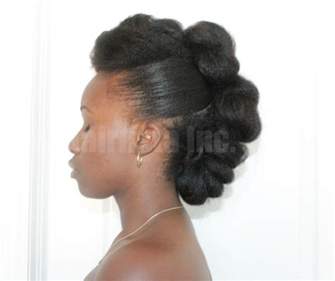 simple hairstyles for relaxed hair my quot teyonah parris up do quot on relaxed hair hairlicious inc