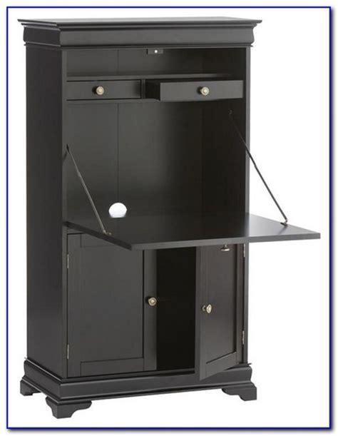 tall thin secretary desk desk home design ideas