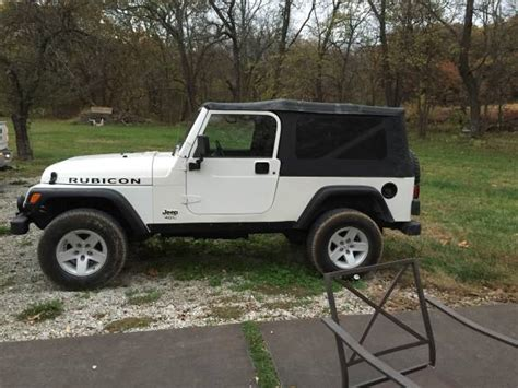 Jeep Ks 2004 Jeep Wrangler Unlimited For Sale In Eudora Kansas