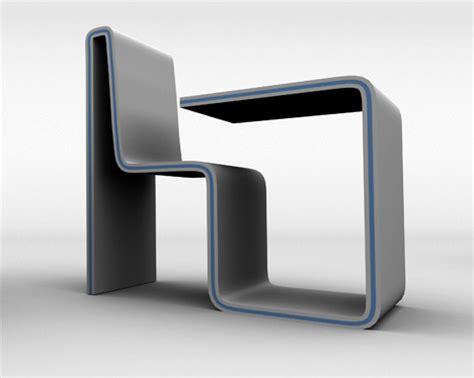 cool school desks rubberized school desks yanko design