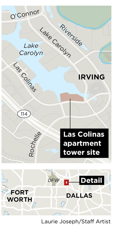 Legacy Apartments Las Colinas High Rise Residential Building In The Works For Irving S