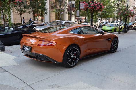Aston Martin Dealer Chicago by 2014 Aston Martin Vanquish Stock R151a For Sale Near