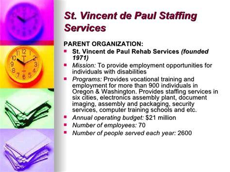 St Vincent Detox by Mission Based Business Planning Central Oregon Partnership