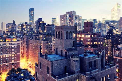 city east side wallpaper east side twilight new york city nyc