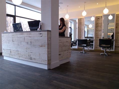 Reception Desk For Hair Salon Hair Salon Half Wall Designs Studio Design Gallery Best Design