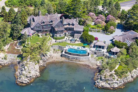 Hamptons Floor Plans Newport Mansions See Renewed Demand
