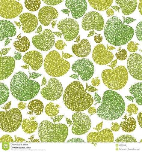 organic background pattern vector organic food theme seamless background apples seamless