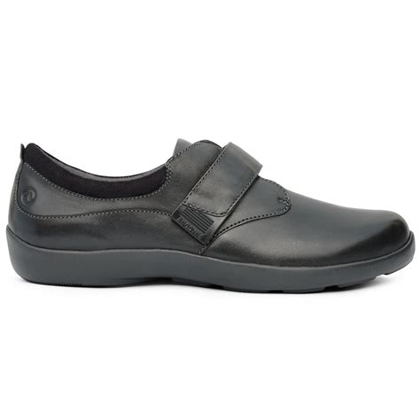Anodyne No 67 Casual Comfort Black Advanced Diabetic