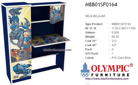 Ranjang Olympic kamar set anak olympic friends agen olympic no 1