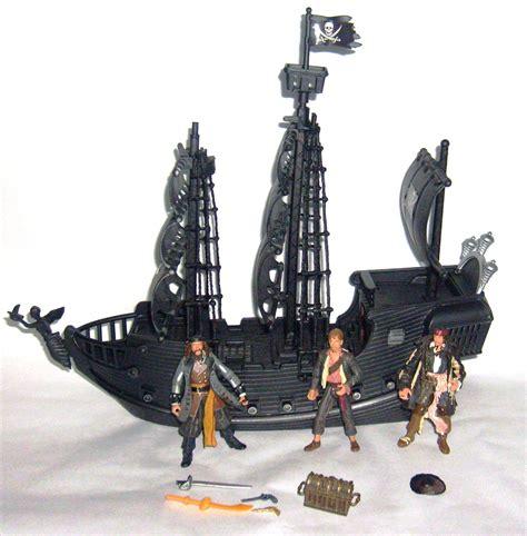 barco pirata jack sparrow barco pirata el perla negra 36cm luz led con jack sparrow