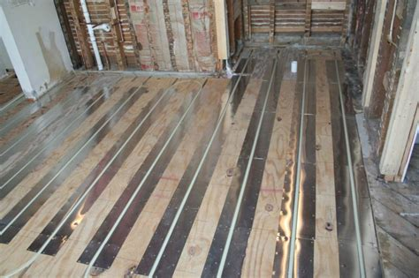 Hydronic Radiant Floor Heating Systems Design Hydronic