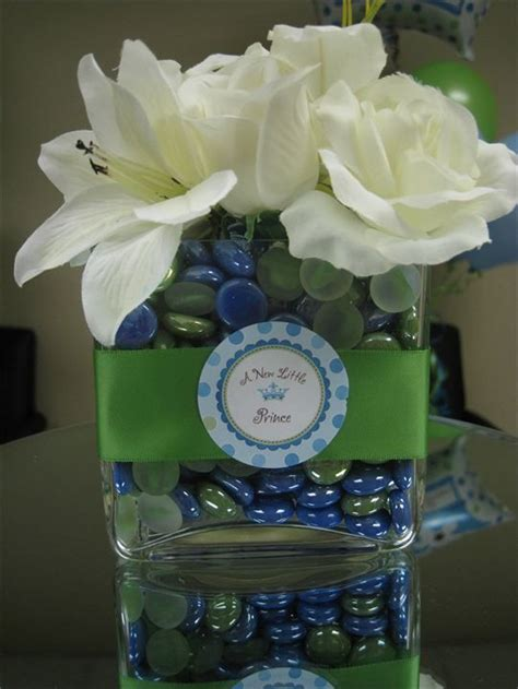 Lil Prince Baby Shower New Little Prince Baby Shower Prince Baby Shower Centerpieces