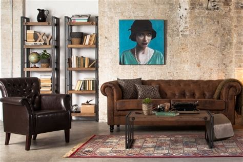 wohnzimmer industrial industrial stonewashed f 252 r die wohnung myhammer magazin