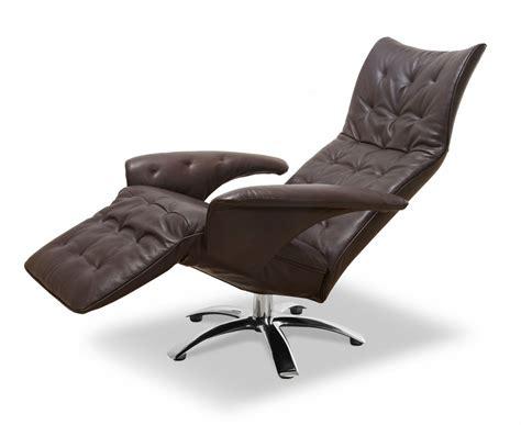 Fauteuil Inclinable fauteuil inclinable en cuir et fauteuil pivotant