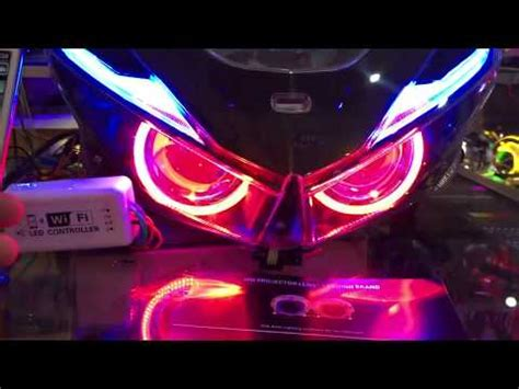 Projector Jupiter Mx owl eye for yamaha sniper 150 mx king jupiter exciter