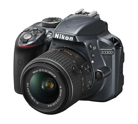 nikon d3300 ces 2014 nikon d3300 with 18 55mm f 3 5 5 6g vr ii lens