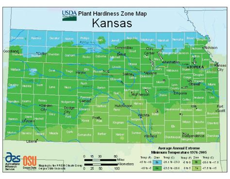 kansas vegetable planting calendar - Garden City Kansas Time Zone