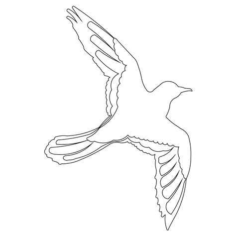 how to draw doodle birds how to draw a bird flying easy www imgkid the