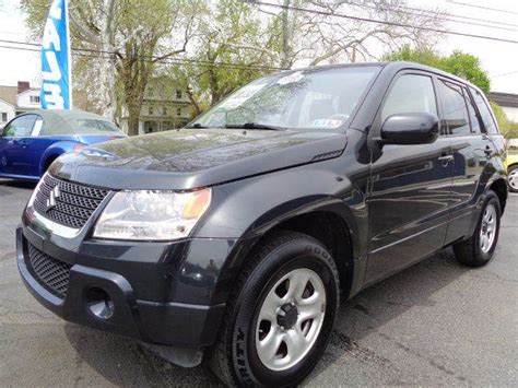 2010 Suzuki Grand Vitara For Sale 2010 Suzuki Grand Vitara For Sale Carsforsale