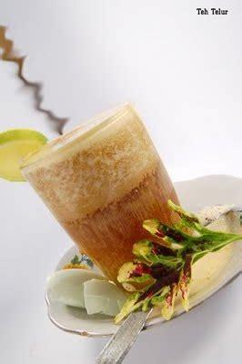 Teh Telur quot teh talua quot minuman penambah stamina dari sumatera barat