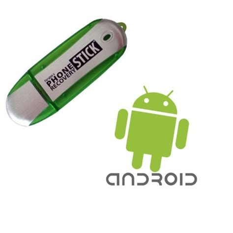 android recovery android cell phone data recovery stick