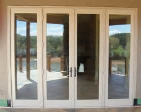 3 panel patio doors 3 panel sliding glass door home depot
