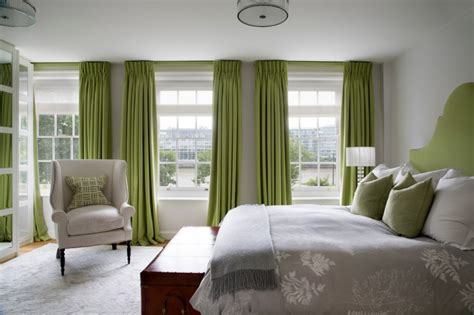 green walls grey curtains get privacy and style in basement with these best basement
