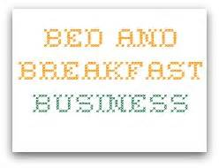 starting a bed and breakfast start a bed and breakfast b b business