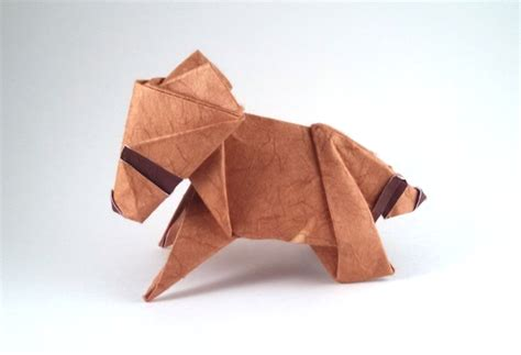 Origami Raccoon - origami raccoons gilad s origami page