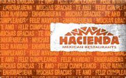 buy hacienda gift cards raise - Hacienda Gift Card