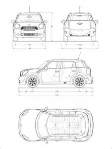 mini cooper interior dimensions images