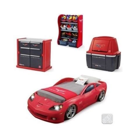 cars bedroom furniture kids car bed boys toddler cars disney twin bedroom