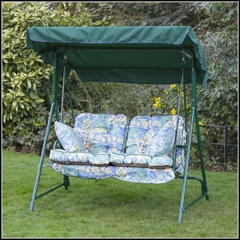 swing cushions walmart patio cushion replacement cheap patios home decorating