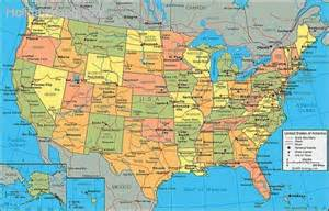 usa map an cities cities and states of usa map travel