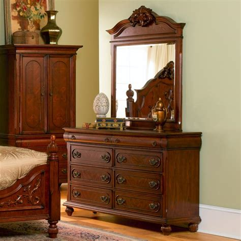 isabella bedroom set isabella traditional medium finish bedroom set coaster