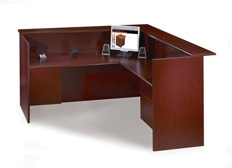 furniture reception desk lariat series reception desk office furniture by kb
