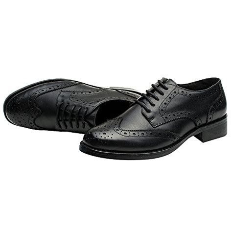 Pointed Brogue Oxfords rismart s brogue pointed toe wingtips work wedding