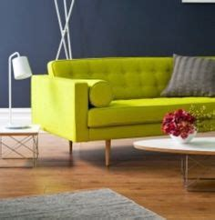 bright yellow couch 1000 images about couch on pinterest lee industries