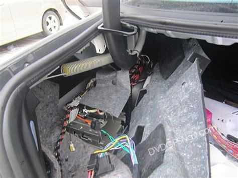 install mercedes benz   dvd navigation system
