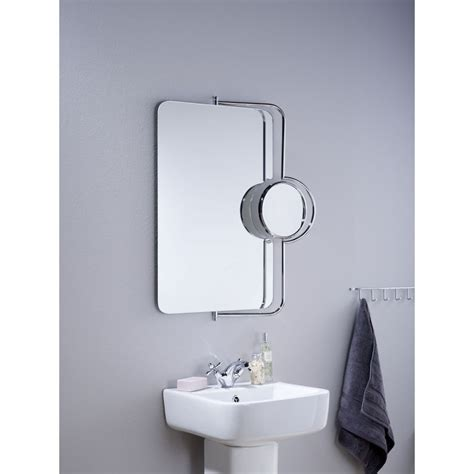 Electric Bathroom Mirrors Electric Bathroom Mirror Endon El Katerini Non Electric Mirror With Shelf Endon El Katerini