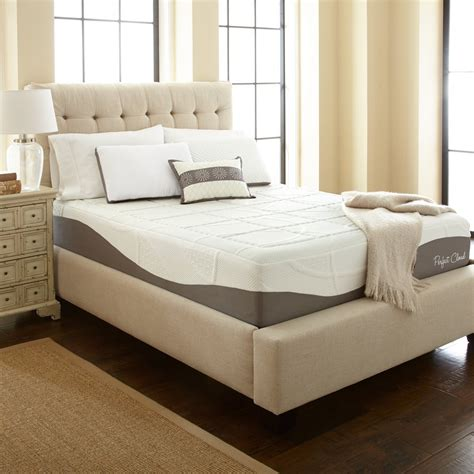Memory Foam Mattress Makes Me by Cloud Elegance Gel Pro 12 Inch Memory Foam