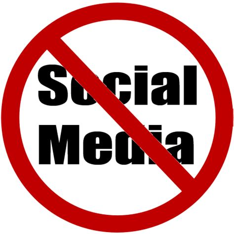 No More In The Media by When It Comes To Social Media Sometimes No Means Don T