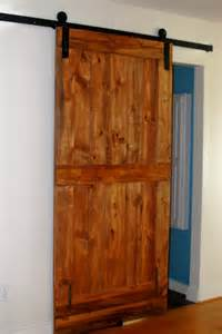 Hardware For A Sliding Barn Door Sliding Barn Door Hardware Kits Made From Your Dimensions Any
