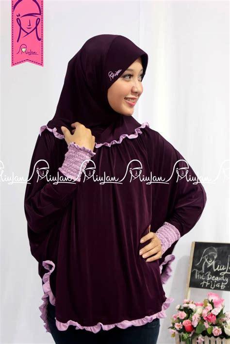 Jilbab Bergo Tangan 11 jilbab lengan aleena muslima boutique