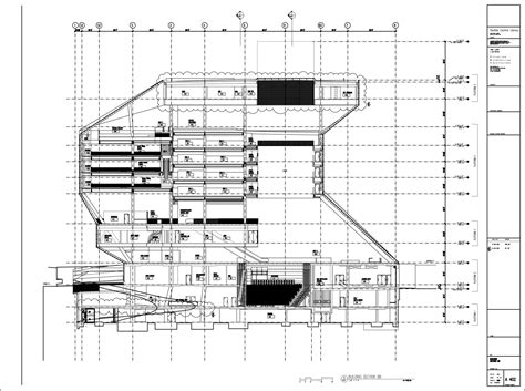 seattle public library floor plans seattle central library